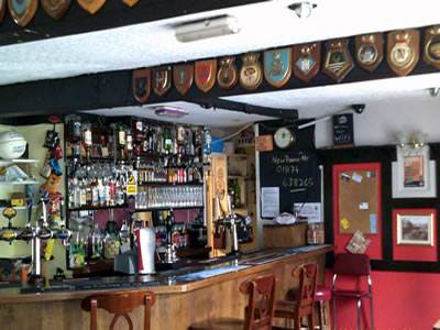 About Red Lion Sennybridge